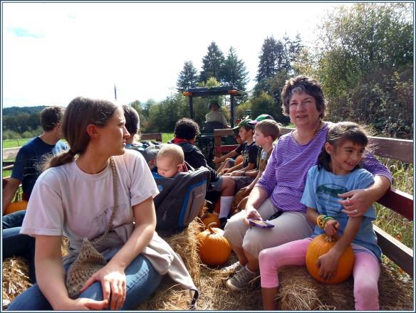 Winter Green Farm - Pumpkins Aboard