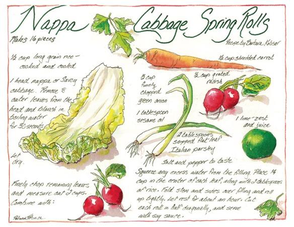 Napa-spring-rolls